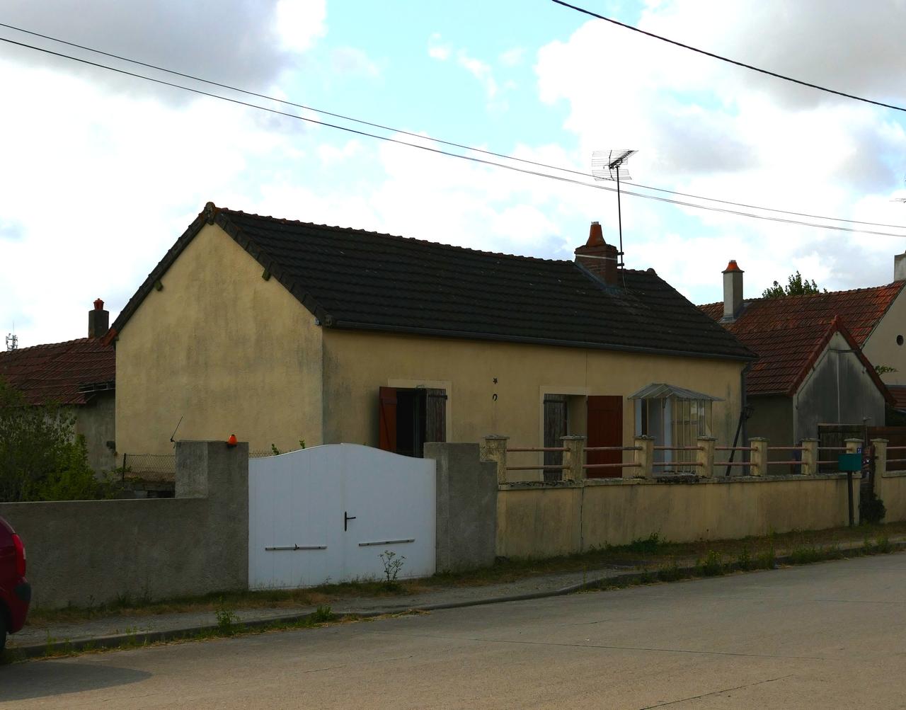 Maison à rénover SANCOINS