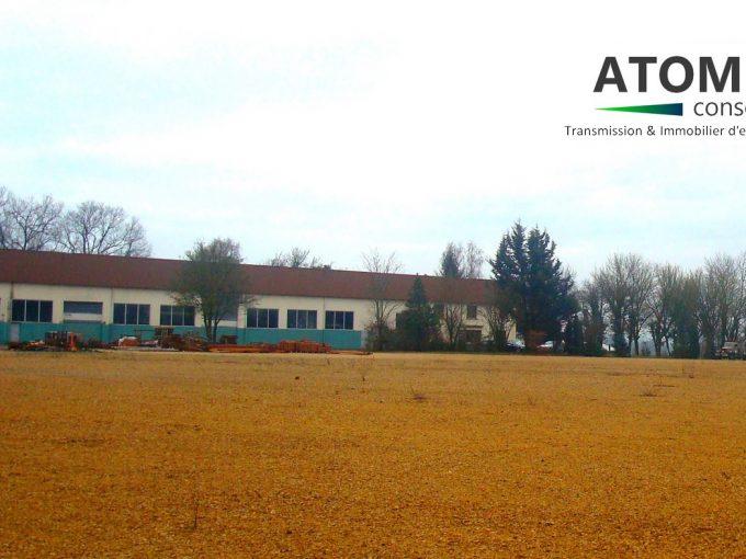 Locaux d'activité ou industriel Nevers Ouest 1.100 m²