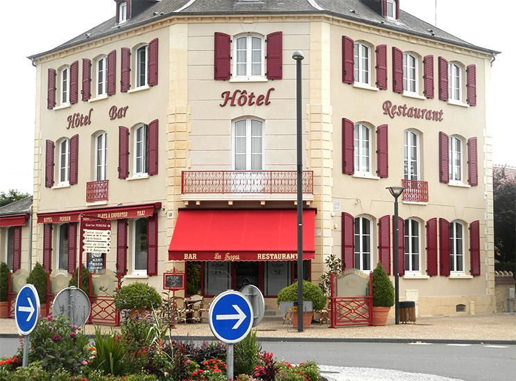 Bar Hôtel Restaurant – agglomération de Nevers