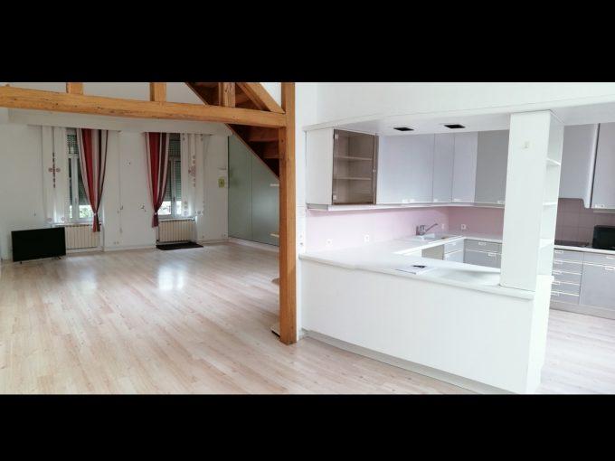 Appartement de style Fourchambault 114 m²