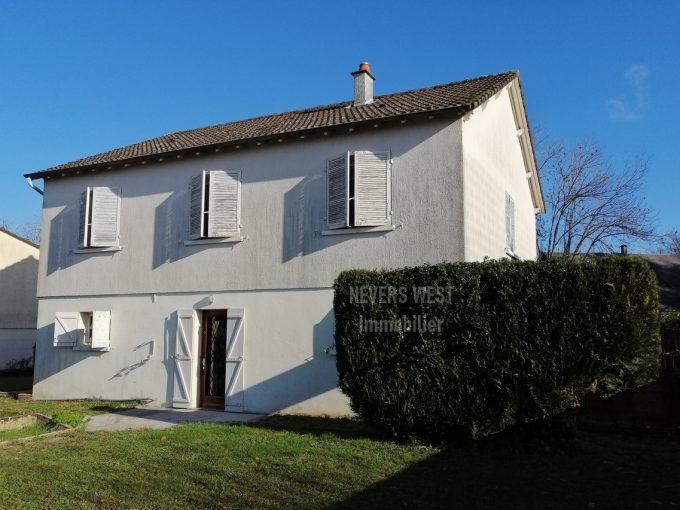 Maison 84 m² village Dufaud Marzy