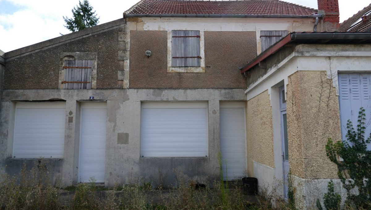 immeuble a vendre marzy