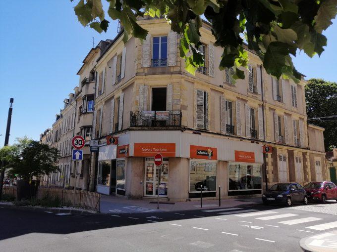 Bureaux 90 m² Nevers Centre