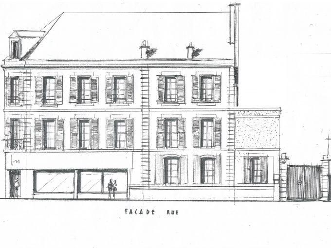 Bureaux 50 et 120 m² Nevers Centre