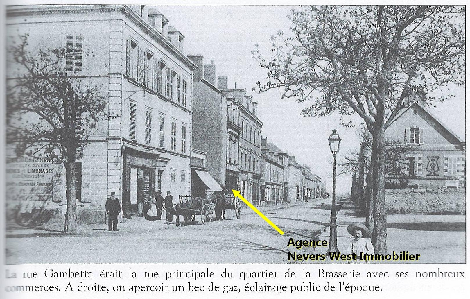 nevers west rue gambetta