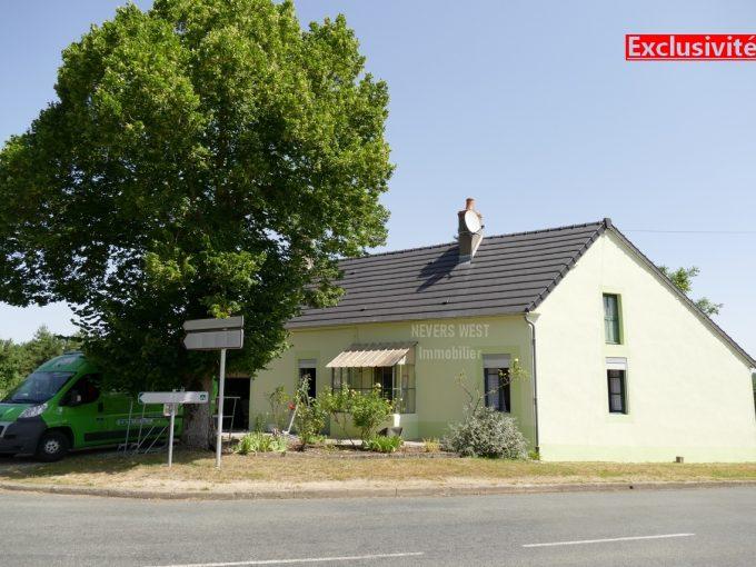 Maison 82 m² secteur Torteron