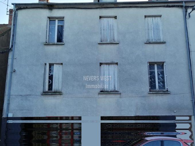 Immeuble à aménager Fourchambault