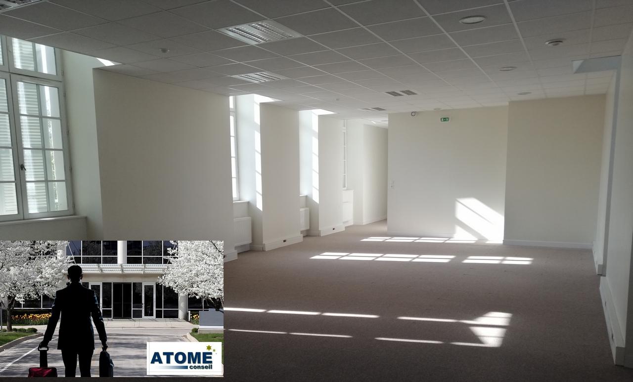 Bureaux standing 110 m² Nevers Centre