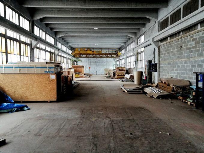 bâtiment industriel a vendre Nevers